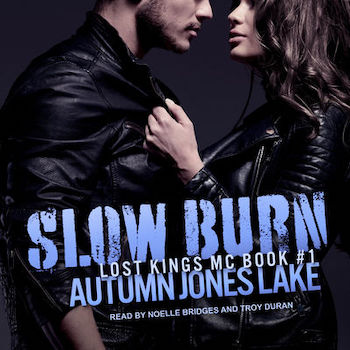 Slow Burn audiobook by Autumn Jones Lake