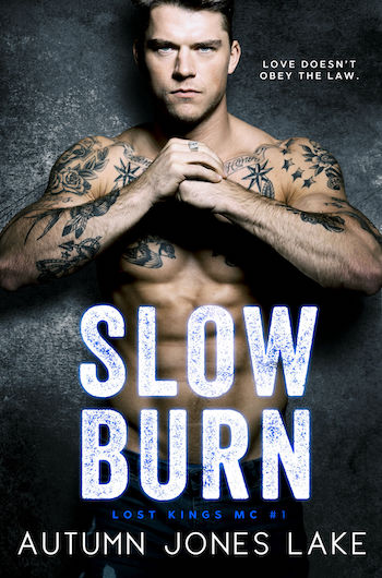 Slow Burn by Autumn Jones Lake