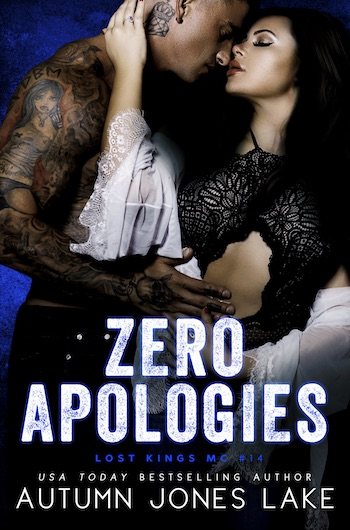 Zero Apologies by Autumn Jones Lake