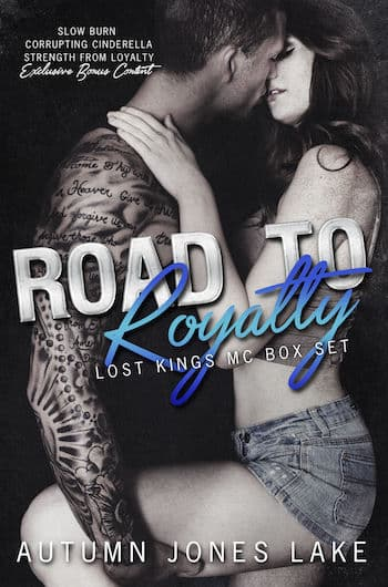Road to Royalty Boxed Set Vol. 1 by Autumn Jones Lake