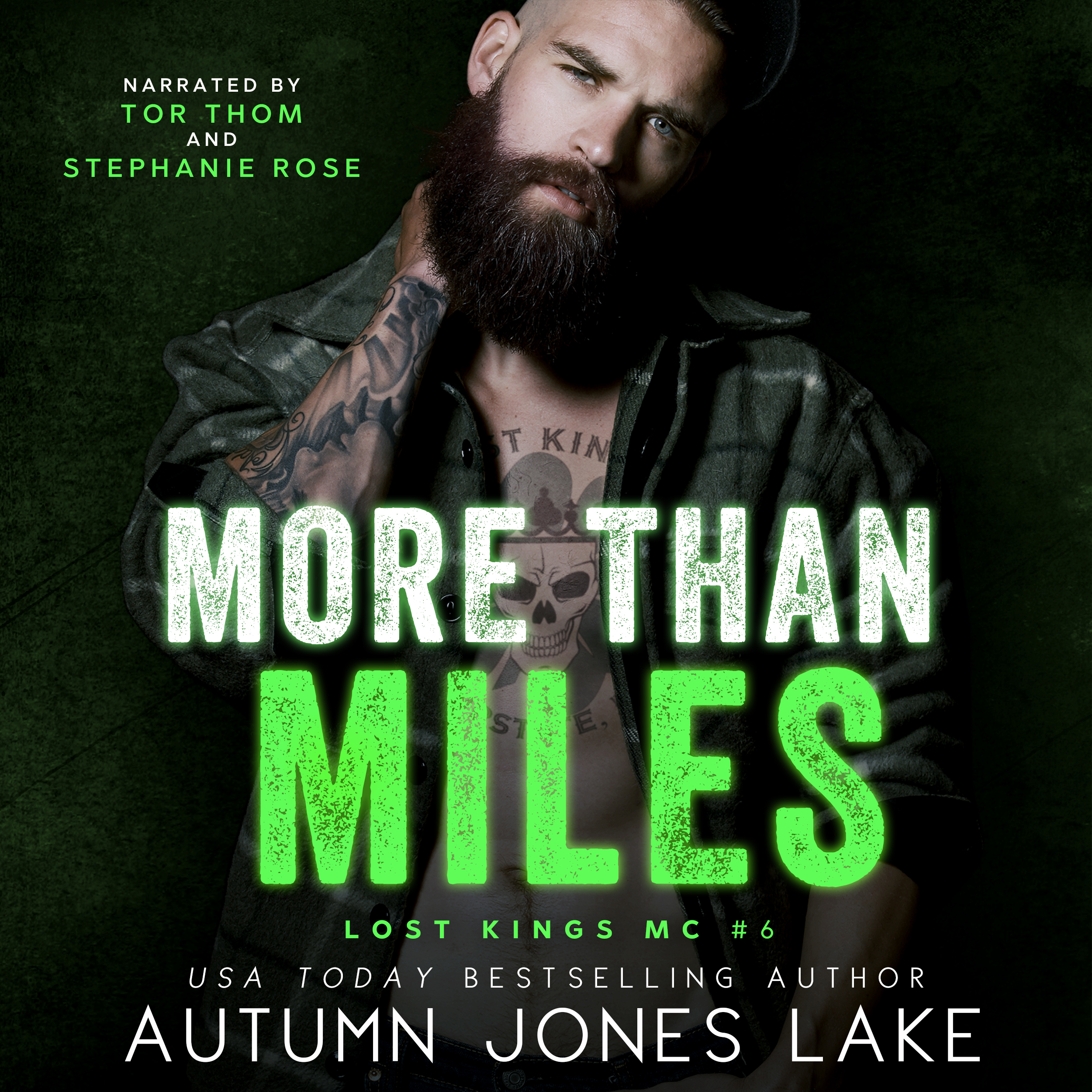 More Than Miles audiobook by Autumn Jones Lake